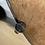 Thumbnail: Miroir oval en métal