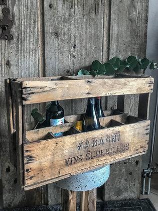 Caisse à vins Faraghi