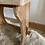 Thumbnail: Petit banc en bois