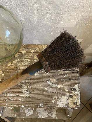 Ancien pinceau brosse