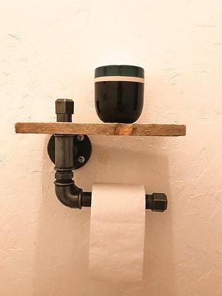 Dérouleur papier toilettes