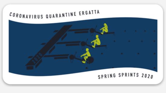 Rectangular Ergatta Sticker