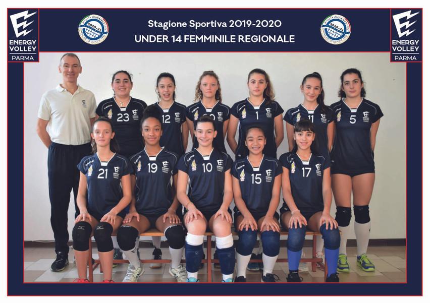 Under 14 Regionale