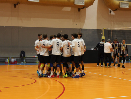 SERIE C MASCHILE: L'AREMA ENERGY VOLLEY BRILLA, SAN MARTINO E' SPAZZATA VIA CON UN NETTO 3-0