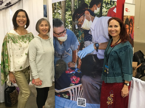 Dr. Merlino promotes mPower at international missions conference