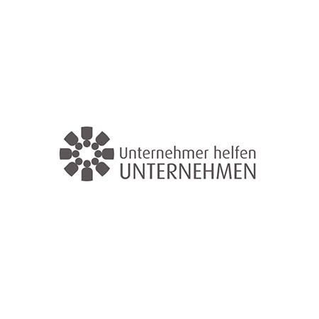 Logo Unternehmer helfen Unternehmen