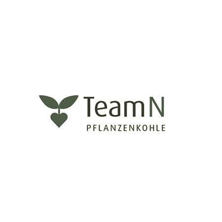 Logo TeamN Pflanzenkohle