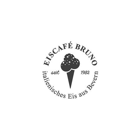 Logo Eiscafé Bruno Signet