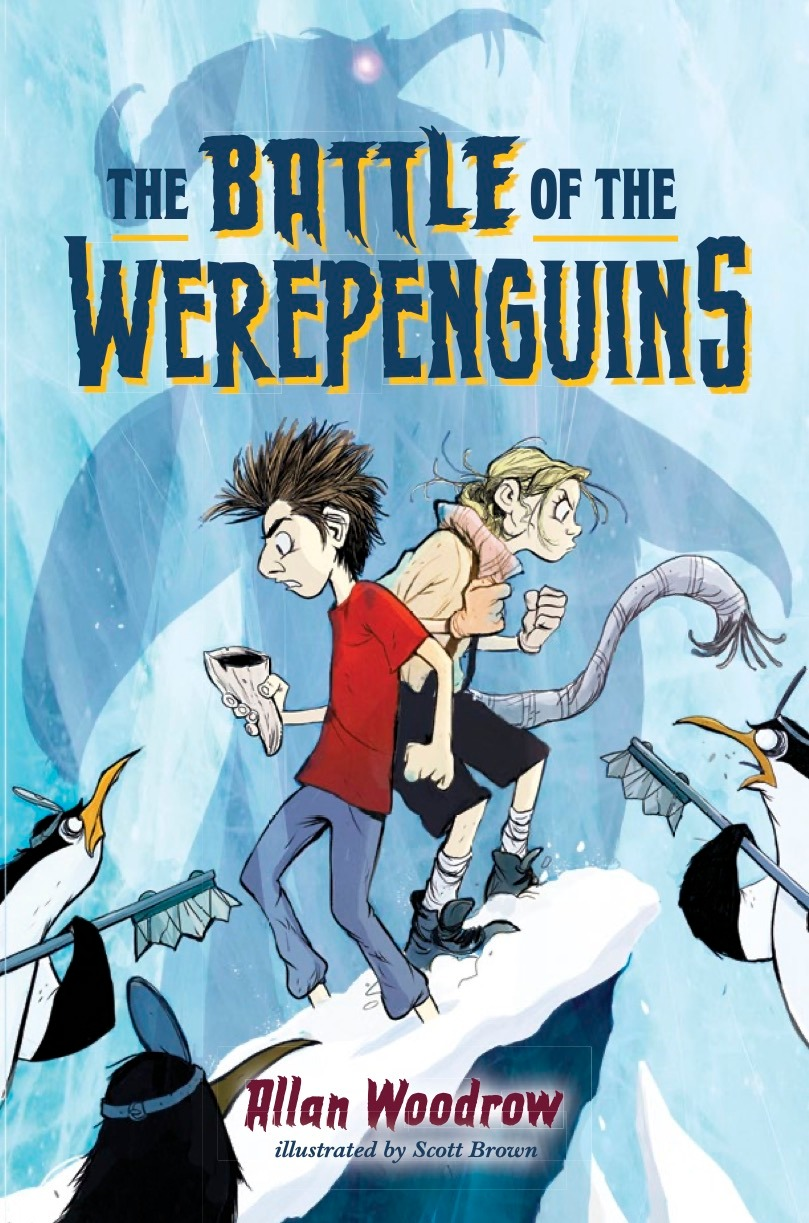 The Battle of the Werepenguin Cover