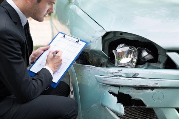Záznam o dopravní nehodě pojišťovna
