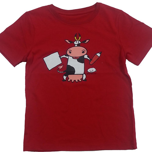 Øistein Shirt - For Age 5 to 6