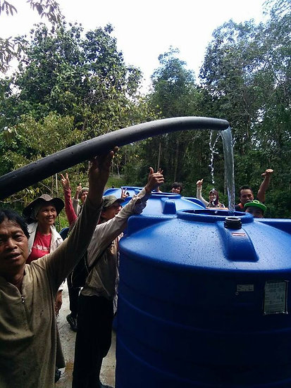 Connect To Clean Water Supply