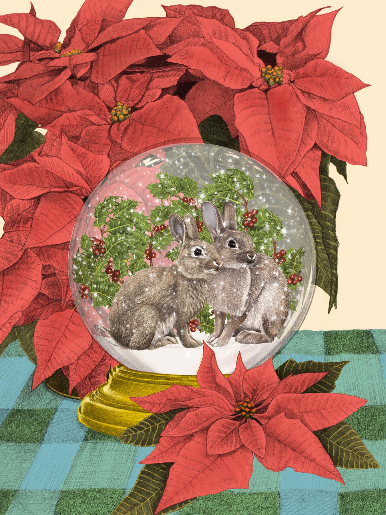 Rabbit Globe