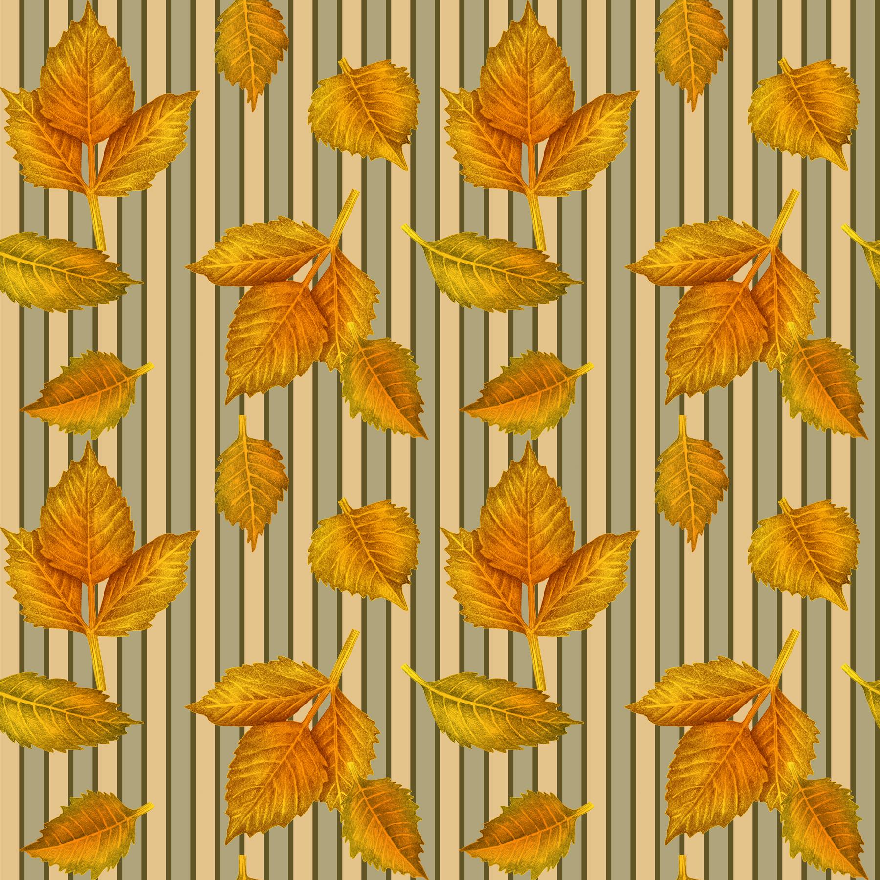 Blazing Leaves
