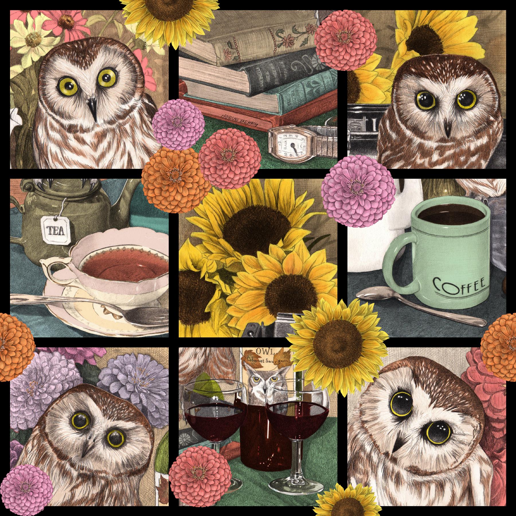 Love Those Owls