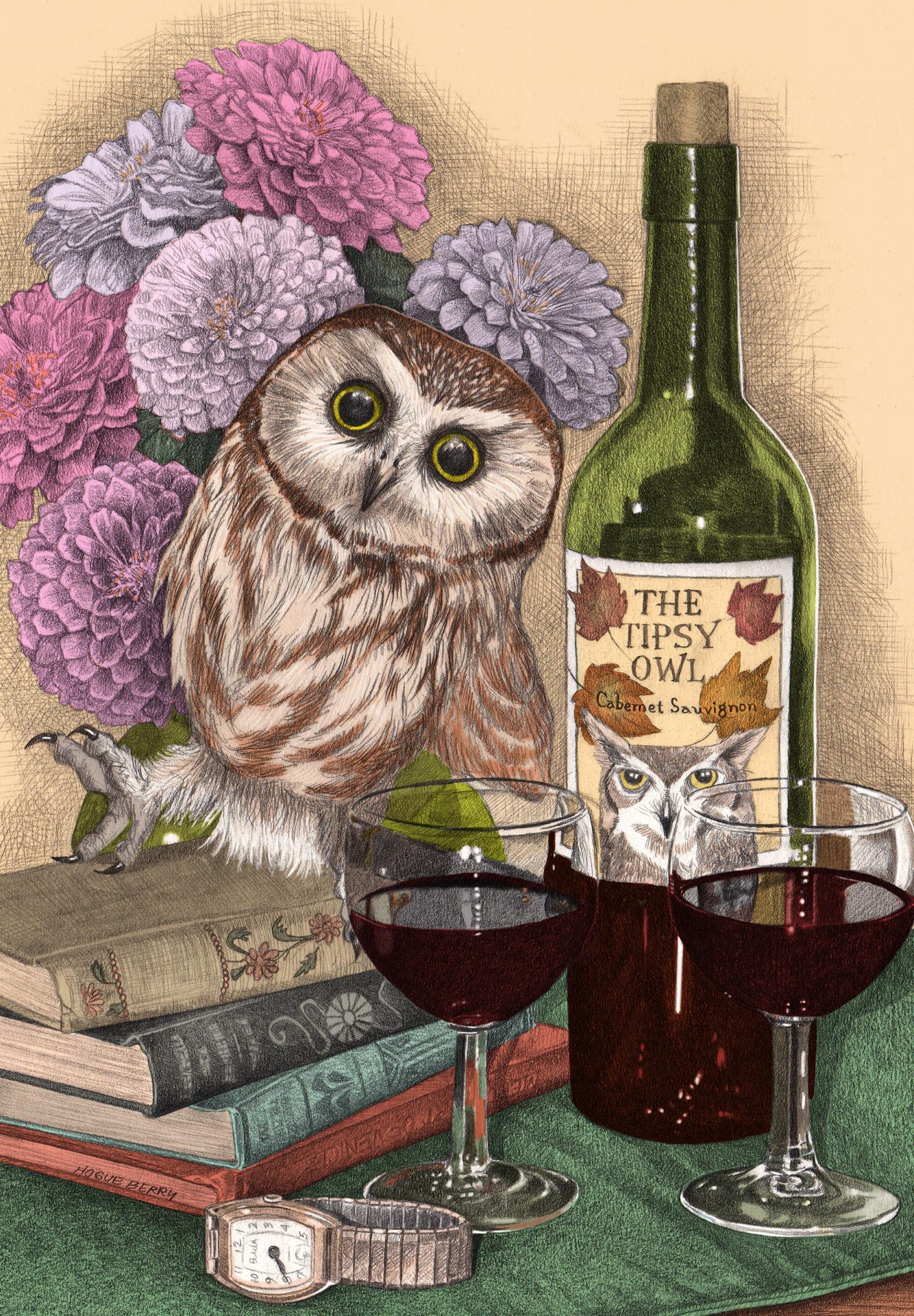 Wine Owl