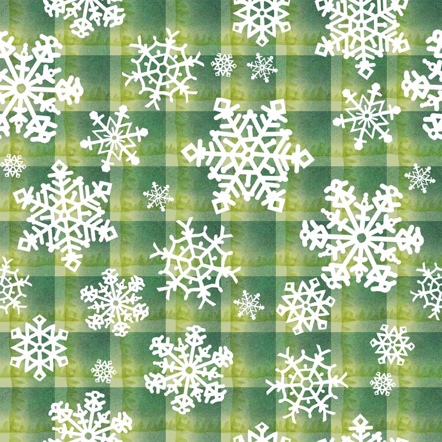 victorian snowflake