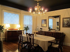 Julietta House, Dining Room, Gloucester MA