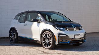 2019 BMW I3S-REX