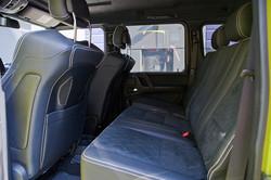 2017 MERCEDES BENZ G550 AMG 4X4 SQUARED