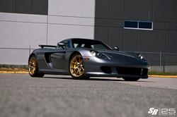 PORSCHE CARRERA GT HRE P101