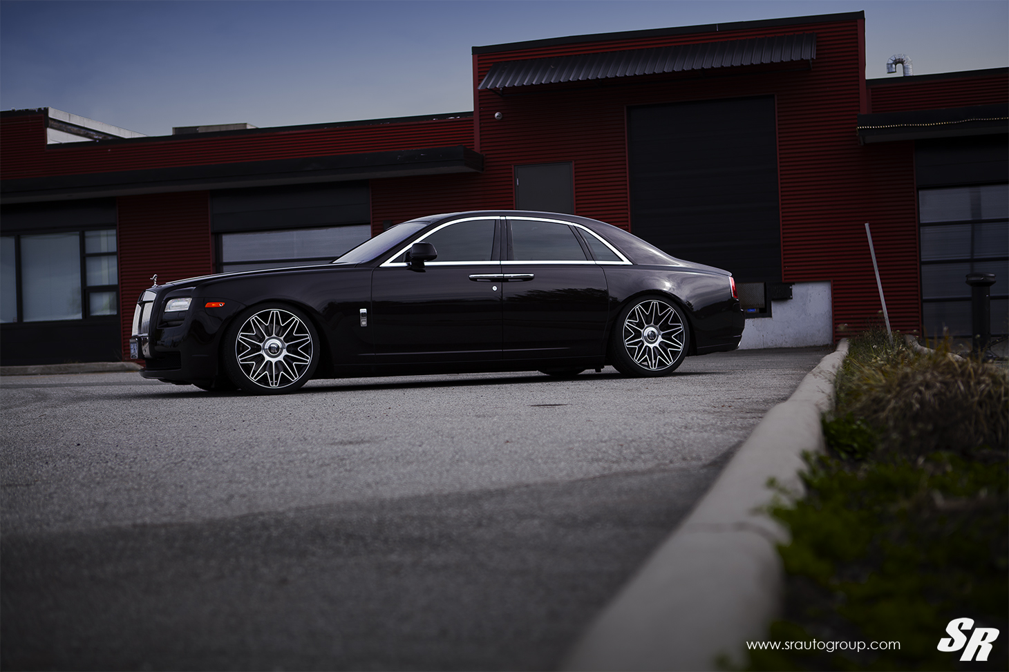 ROLLS ROYCE GHOST PUR RS37V2