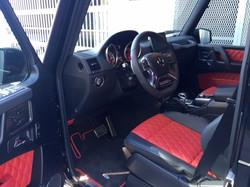 2017 MERCEDES BENZ G63 AMG BR INT-150611