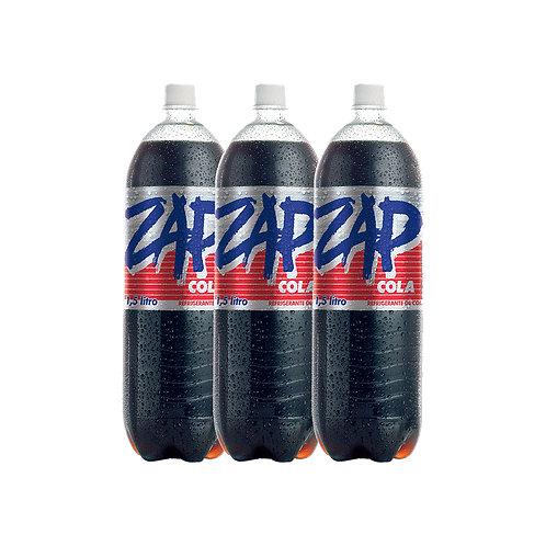 Zap Cola PET 1,5L (06 unidades)