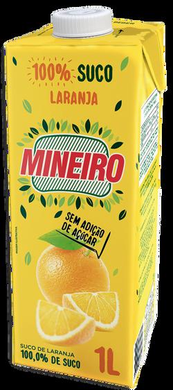 Suco de Laranja Mineiro 1 litro