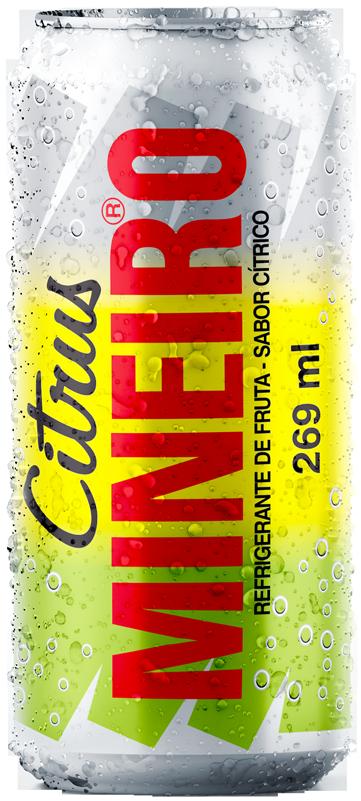 Citrus Mineiro 269ml