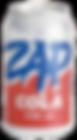 ZAP Cola Lata 350ml
