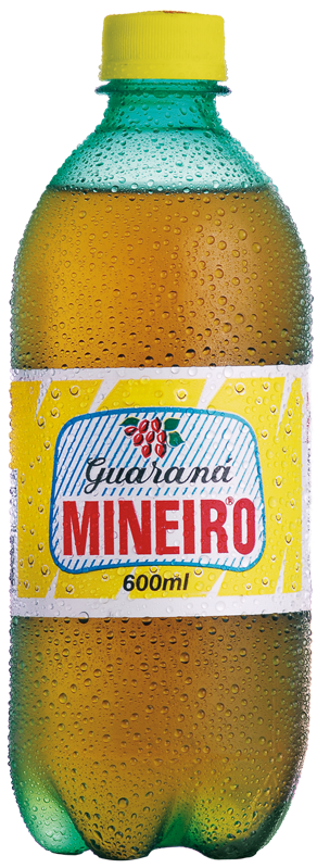 Guaraná Mineiro 600ml