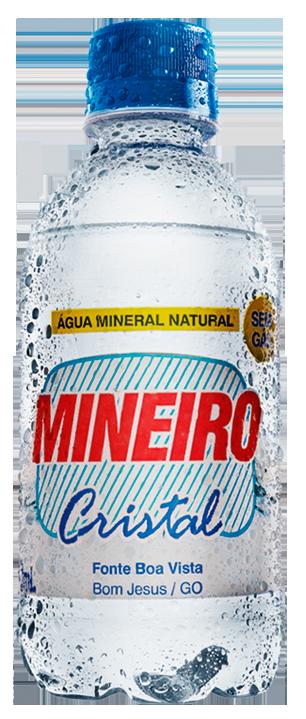 Água Mineiro Cristal 330ml