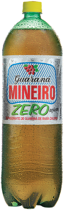 Guaraná Mineiro Zero 2 Litros