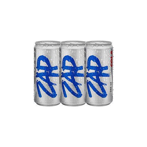 Zap Cola - Lata 269ml (06 unidades)