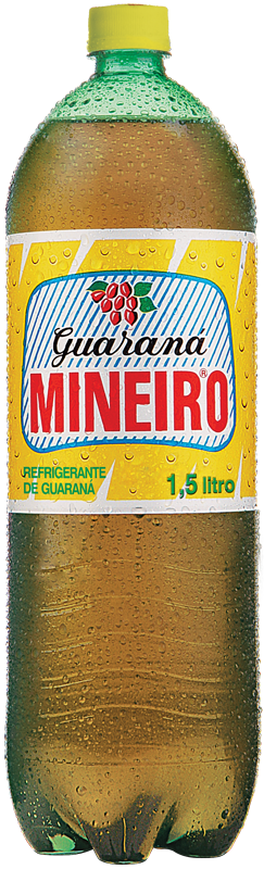 Guaraná Mineiro 1,5 litro