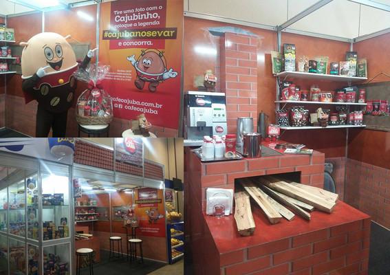 Café Cajubá no SEVAR 2016