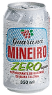 Guaraná Mineiro Zero Lata 350ml