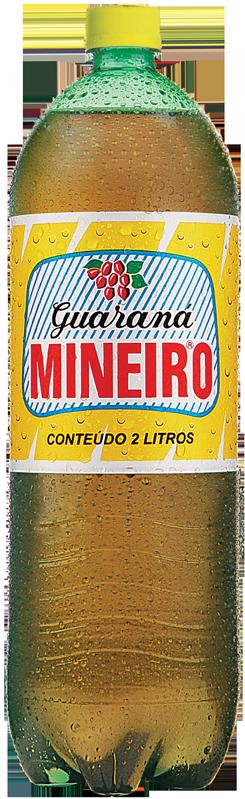 Guaraná Mineiro 2 litros