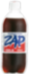 ZAP Cola PET 600ml