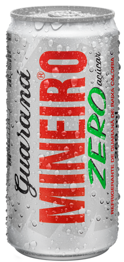 Guaraná Mineiro Zero 269ml