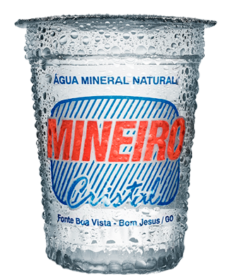 Água Mineiro Cristal 200ml