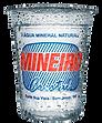 Água Mineiro Cristal Copo 200ml
