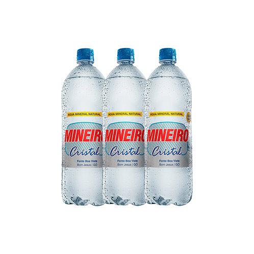Água  Cristal 1,5 litros (06 unidades)