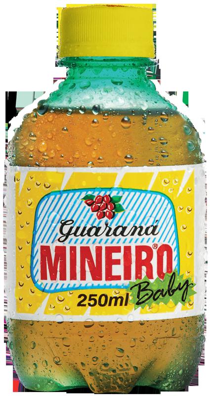 Guaraná Mineiro Baby 250ml
