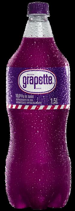 Refrigerante Grapette 1,5 L