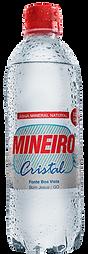 Água Mineiro Cristal com Gás 500ml
