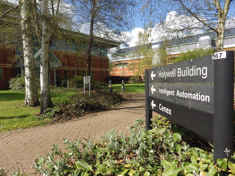 Loughborough-University-PR-agency-office-building