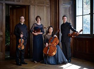 BRENTANO string quartet - Teatro Santand