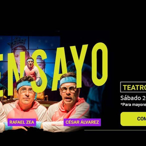 EL ENSAYO, LA CONGREGACIÓN TEATRO (COLOMBIA)